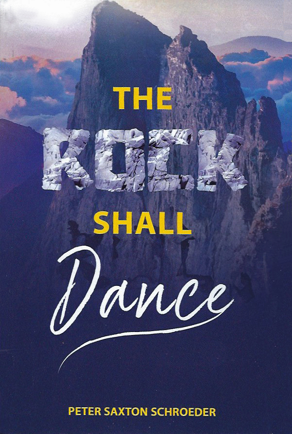 """New Book Release - """"The Rock Shall Dance"""""""