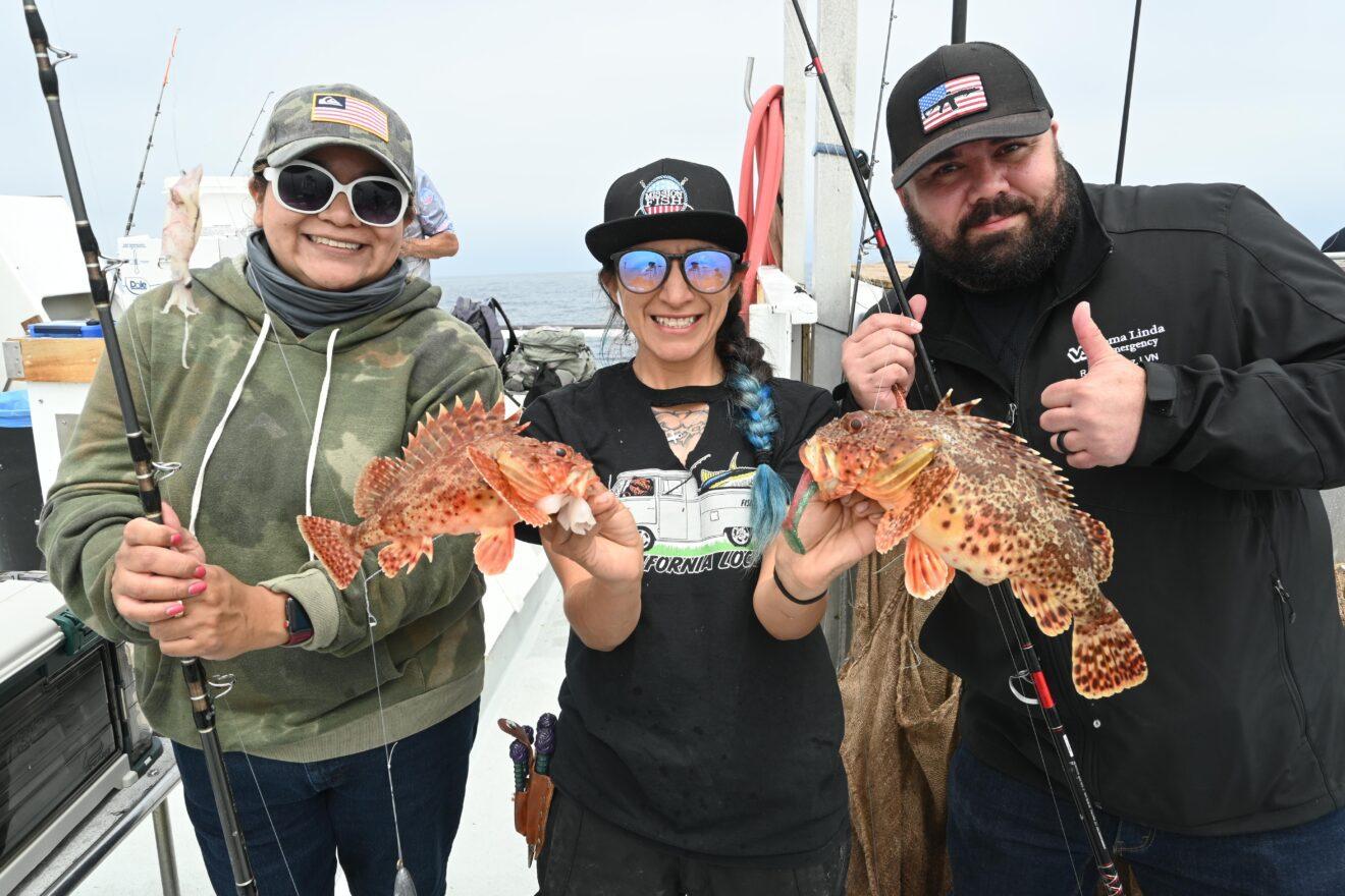 Toronado Veterans Fishing Day