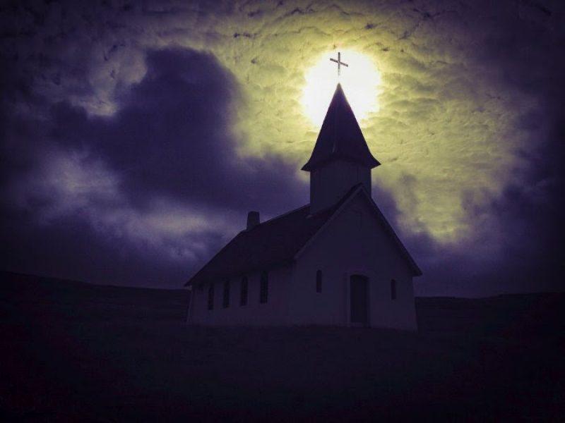 Church light - John Poimiroo
