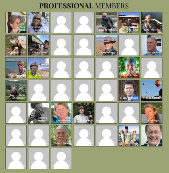 Upload a profile image for it to show up in our members' gallery.